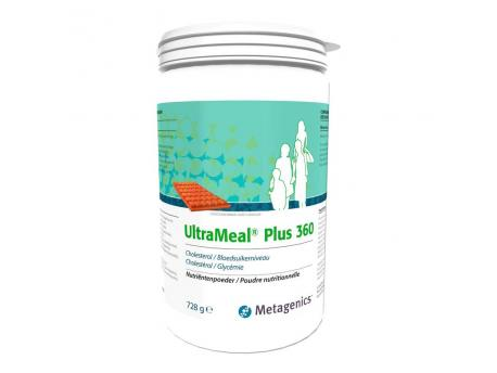 Metagenics Ultra meal plus 360 choco 728g