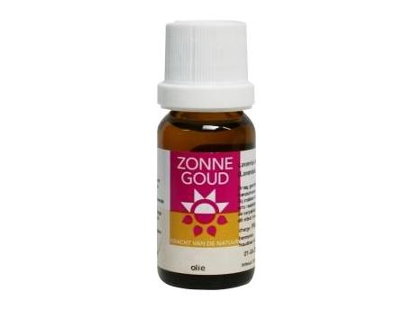 Zonnegoud Ylang ylang etherische olie 10ml