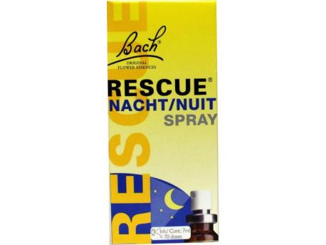 Bach Rescue remedy nacht spray 7ml