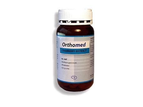 Orthomed Cranberry extract 60cap