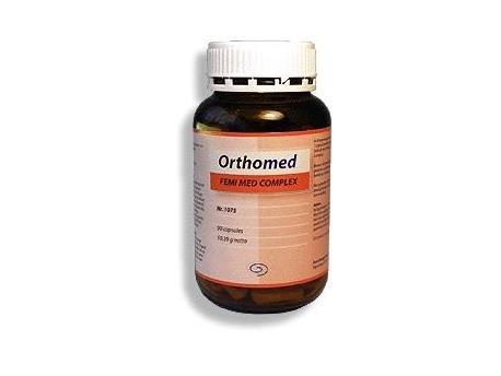 Orthomed Femi med 90cap
