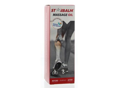 Star Balm Massageolie 50ml
