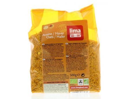 Lima Oats whole grain 500g
