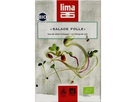 Lima Salad folle 100g