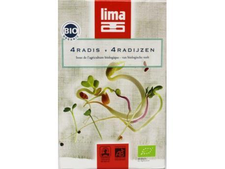 Lima 4 Radijzen 70g