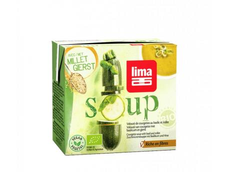 Lima Veloute courgette basilicum 500ml