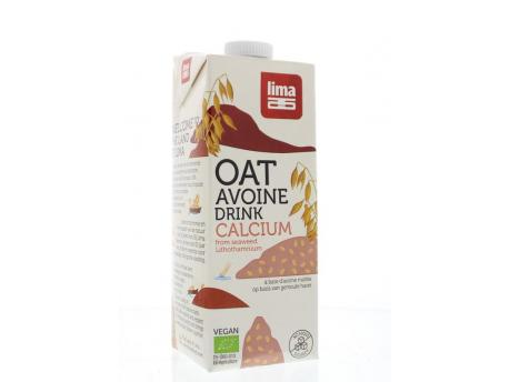 Lima Oat drink calcium 1000ml