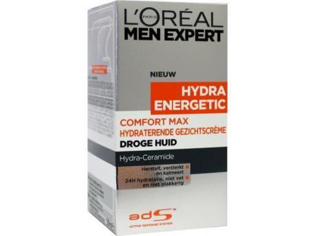 Loreal Men expert comfort max anti droge huid 50ml