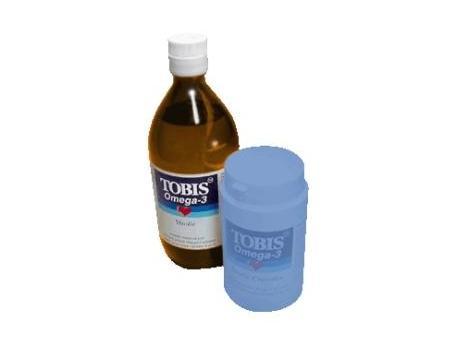 Tobis Omega 3 fish oil Liquid 500ml