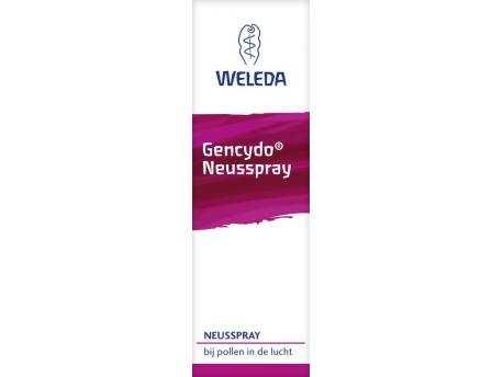 Weleda Gencydo nasal spray 20ml