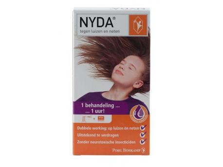 Nyda Lice/nits/eggs spray 50ml