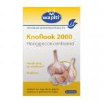 Wapiti Knoflook 2000 30tab