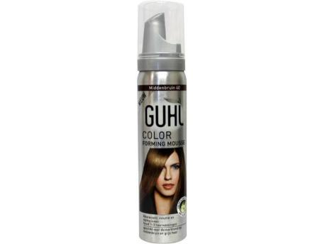 Guhl Color forming mousse 40 mid brown 75ml