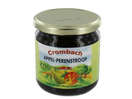Crombach Appel perenstroop 450g