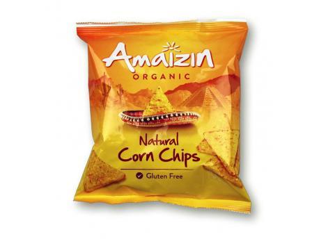 Amaizin Corn chips naturel bio 75g