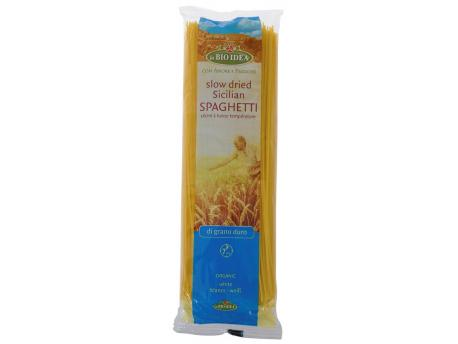 Bioidea Spaghetti white 500g