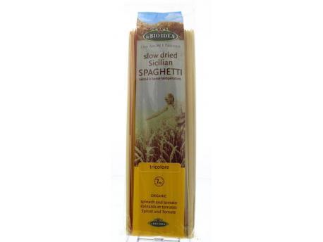 Bioidea Spaghetti tricolore 500g