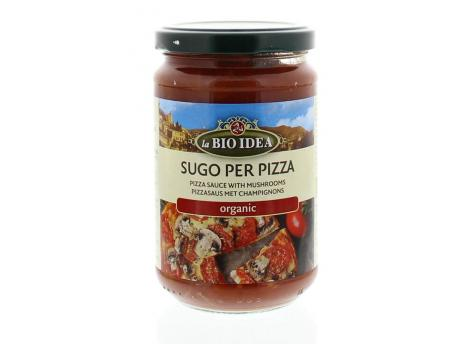 Bioidea pizza sauce mushrooms 300g