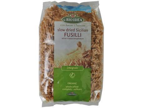 Bioidea Fusilli volkoren spirelli 500g