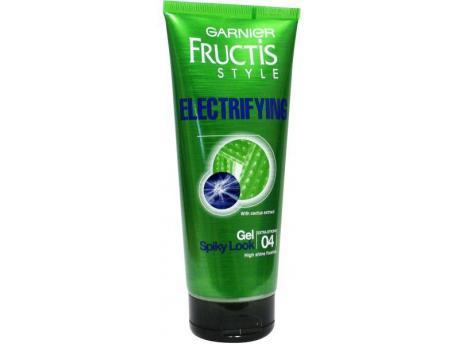 Garnier Fructis style gel electrifying gel ultra strong 200ml