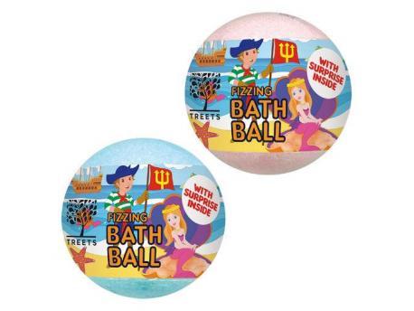 Een Treets Bathball Met Surprise 180g Treets te koop aangeboden