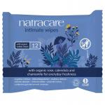 Natracare Hygienic Wipes 12st