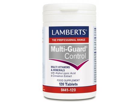 Lamberts Multi-Guard Control 120tab