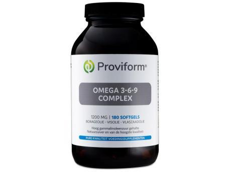 Proviform Omega 3-6-9 complex 1200mg 180sft