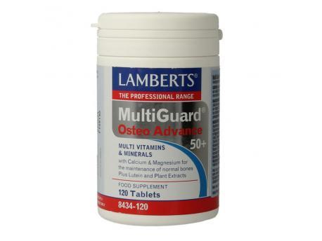 Lamberts Multi-Guard Osteo Advance 120tab