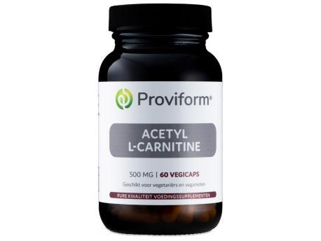 Proviform Acetyl L-carnitine 500 mg 60vc