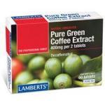 Lamberts Pure Groene Koffie Extract 60tab