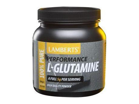 Lamberts L-Glutamine Powder 500g
