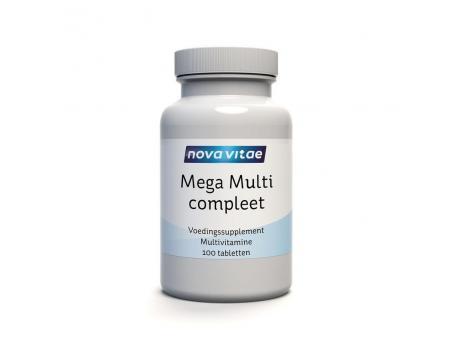 Nova Vitae Mega multi compleet 100tab