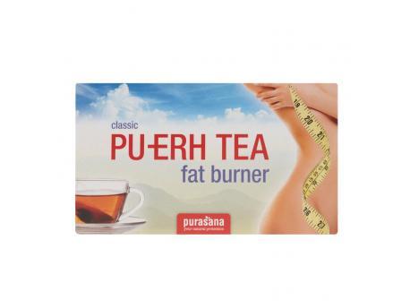 Mattisson Pu erh tea builtjes 20st
