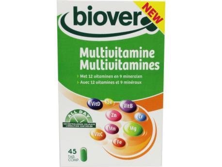 Biover Multi-vitamin 45tab