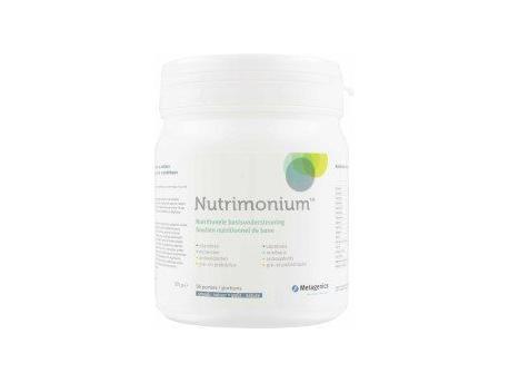 Metagenics Nutrimonium natuur 56 porties 560g