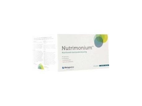 Metagenics Nutrimonium natuur 28st