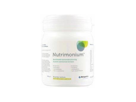 Metagenics Nutrimonium 616g