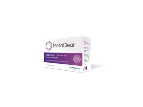 Metagenics Metaclear 60tab