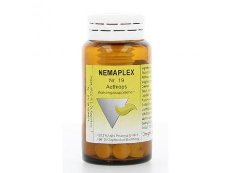 Nestmann Aethiops 19 Nemaplex 120tab