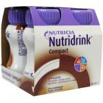 Nutridrink Compact chocolate 4x125