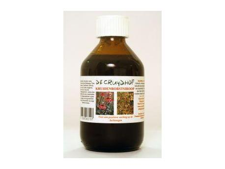 Cruydhof Herbal chest Syrup 200ml