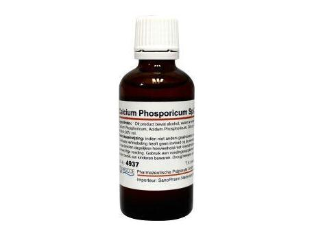 Pascoe Calcium phosphoricum similiaplex 50ml