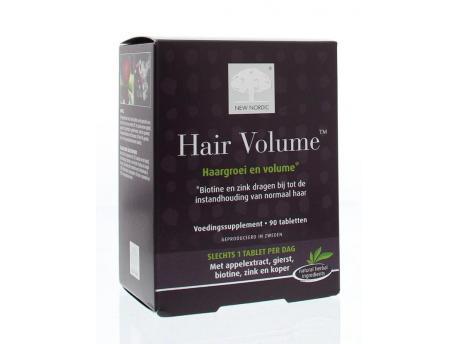 New Nordic Hair volume 90tab - Kopen en zeer snelle levering!