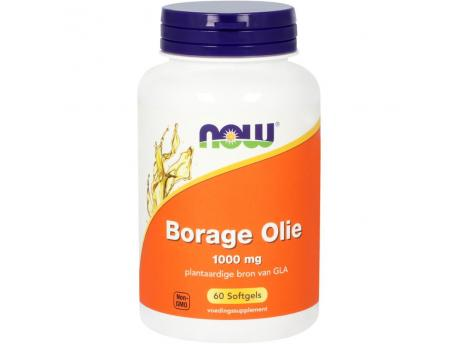 NOW Borage oil 60sft