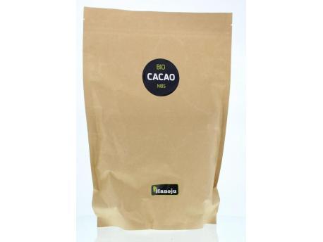 Hanoju Organic cocoa nibs 1000g