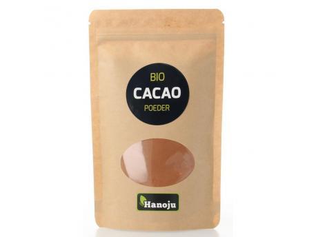 Hanoju Bio cacao poeder 150g