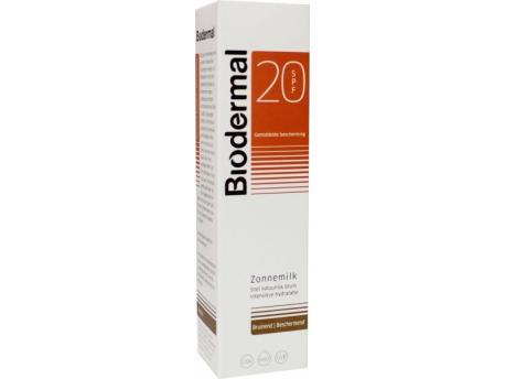 Biodermal Sun milk SPF 20 150ml