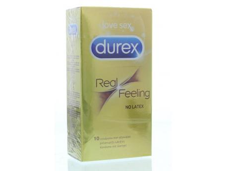 Durex Real feeling latex-free 10st