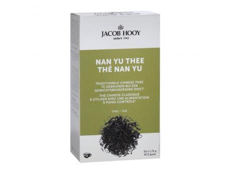 Jacob Hooy Nan yu theezakjes 50st
